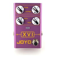 JOYO R-13 XVI Polyphonic and Suboctave Octave Pedal