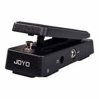 JOYO WAH-1 Dual Mode Classic Wah and Volume Pedal