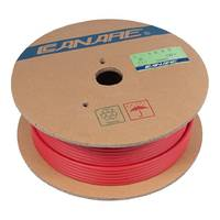 Canare L-4E6S Star Quad Microphone Cable - RED - 100m Roll