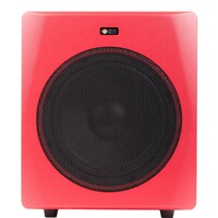 "Monkey Banana Gibbon Series Active 10"" Subwoofer Studio Monitor - Red"