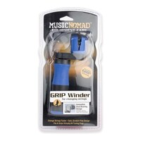 Music Nomad MN221 Rubber Lined, Dual Bearing Grip Peg Winder