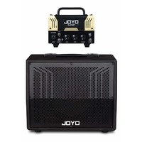 "JOYO banTamP ""Meteor"" 20W Hybrid Tube Amp Head Brit Dirt w 8"" Cab"