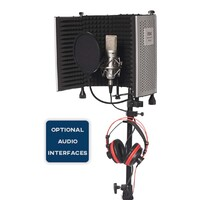 Home Studio Vocal Recording Package - BM-600 Condenser Mic