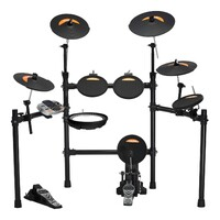 NUX DM4S 9-Piece Electronic Drum Kit with Mesh Snare