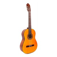 Odessa 3/4 Classical Nylon String Guitar in Amber Gloss Finish