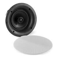 "Power Dynamics FCS8 Low Profile 8"" Ceiling Speaker - 100V"