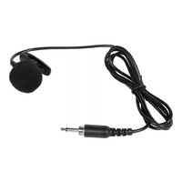 PASGAO PL-60 OmniDirectional Lapel Lavalier Microphone with 3.5mm Jack Connector