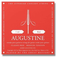 Augustine Red Classical Guitar Strings - 28-42