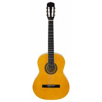 Aria Fiesta FST20034N 3/4-Size Classical, Nylon String Guitar in Natural