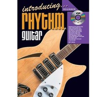 Introducing Rhythm Guitar Book, CD - Beginner