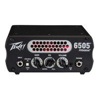 Peavey 6505P Piranha Amplifier Head - 20W RMS