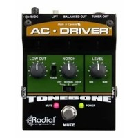 Radial AC-DRIVER Tonebone Acoustic Instrument Preamp Pedal