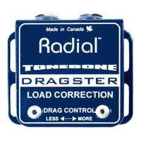 Radial Dragster Guitar Wireless Load Correction Device