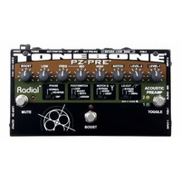 Radial PZ-Pre Tonebone 2-Channel Acoustic Instrument Preamp and DI Direct Box