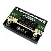 Radial ToneBone PZ-Select Two Channel Instrument Switcher