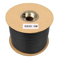 SWAMP SCR425 4 Core, 13AWG Speaker Cable - 50m Roll
