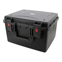 SWAMP Medium Extra Depth Utility Case 43 x 34 x 27 cm - Black