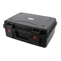 SWAMP Small Utility Case 38 x 26 x 15 cm - Black