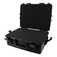 SWAMP Large Utility Hard Case 49 x 36 x 20 cm - Black
