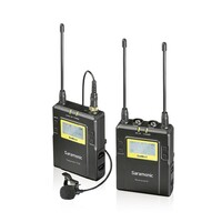 Saramonic UwMic9 RX9+TX9 Wireless Lavalier Microphone System 1x Body Pack