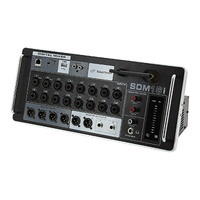 SWAMP SDM16i WiFi Digital Mixer - 16 Input, 6 Output