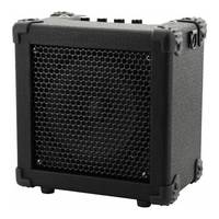 SWAMP SG10 Portable Guitar Amplifier - Battery Powered 10 Watts