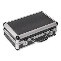 iSK Small Multi-Purpose Empty ABS Microphone Case - Foam Insert