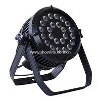 Showlite P2410-IP Outdoor LED Lighting DMX PAR - RGBW 4 in 1 - 10W