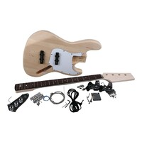 SWAMP DIY Build Your Own Electric Bass Guitar Kit - Jazz Style