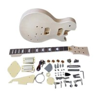 SWAMP DIY Build Your Own Electric Guitar Kit - Les Paul Style