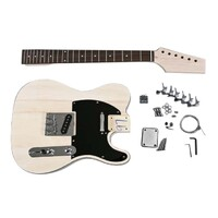 SWAMP DIY Build Your Own Electric Guitar Kit - Telecaster Style