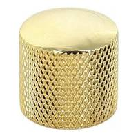 Volume / Tone Control Knob for Electric Guitar and Bass - Gold