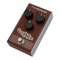 TC Electronic Rusty Fuzz - Silicon Fuzz Guitar Effects Pedal