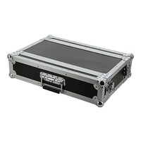SWAMP Wooden 19 inch Rack 2U Half Depth Flight / Road Case