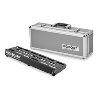 WARWICK RockBoard DUO 2.1 Pedalboard with Flight Case 460 x 146 mm