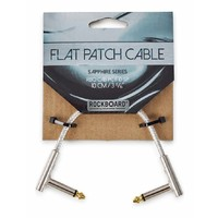 "RockBoard Sapphire Series 1/4"" Flat Patch Cable"