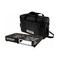 WARWICK RockBoard TRES 3.0 Pedalboard with Gig Bag 442 x 236 mm