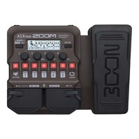 Zoom A1X-Four Acoustic Instrument Multi-Effect Processor