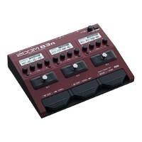 ZOOM B3n Bass Effects Pedal And Amp Simulator