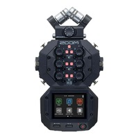 Zoom H8 12-Track Portable Handy Recorder