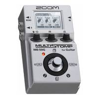 Zoom MS-50G MultiStomp Multi-effects Guitar Pedal V3.0